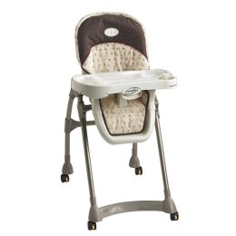 Regular High Chair Little Luggage