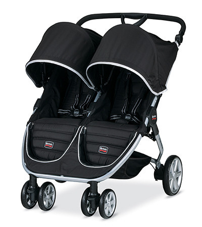 City Mini Double Stroller Little Luggage