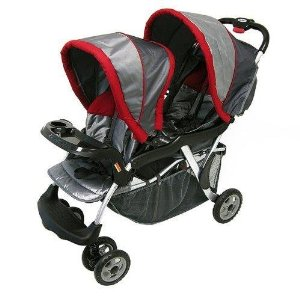 Double Stroller  Little Luggage