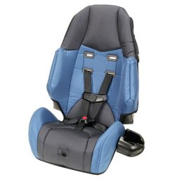 Booster Car Seat w/ Harness Little Luggage