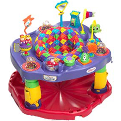 Exersaucer Little Luggage