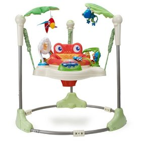 Jumperoo Little Luggage